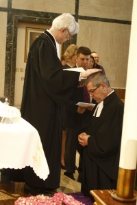 Ordination von Georg Reider
